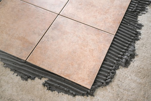 How to Install Stone Tile Flooring