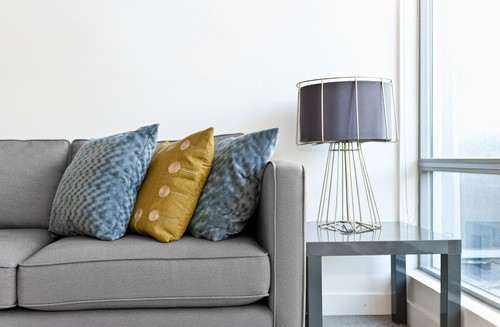What Is The Best Cushion Color to Match Grey Sofa?